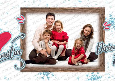 Navidad en famila