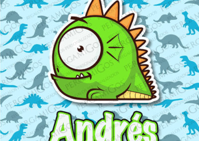 Tu nombre Dinosaurio