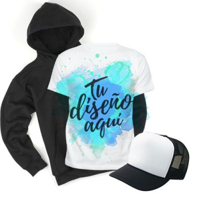 Kit: Playera + Sudadera + Gorra